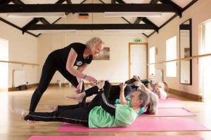personal training at organic pilates durham