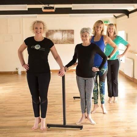 pilates and bootybarre classes in durham