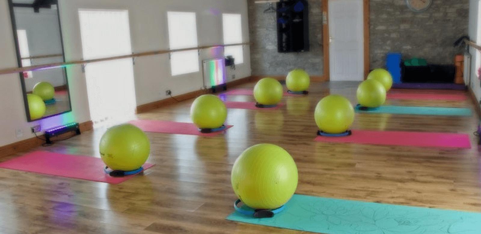 pilates studio in durham