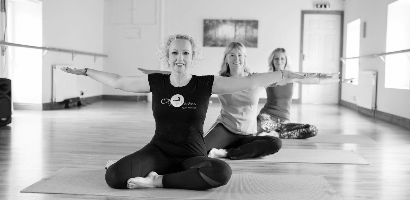 organic pilates and bootybarre classes durham