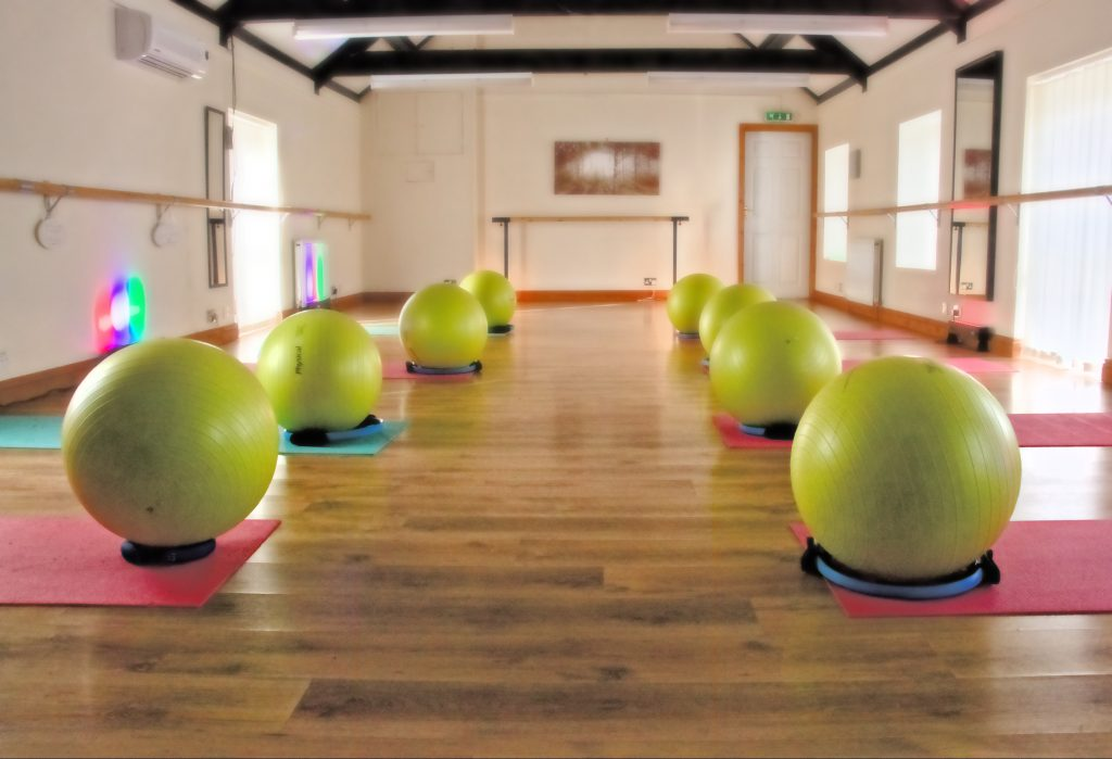 Organic Pilates Studio in Langley Park