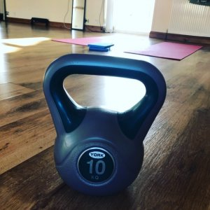 Kettlebell Workshop at Studio