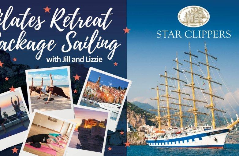 Pilates & Sailing Retreat