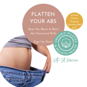Flatten Your Abs - Beat the Bloat & Blast The Hormonal Belly