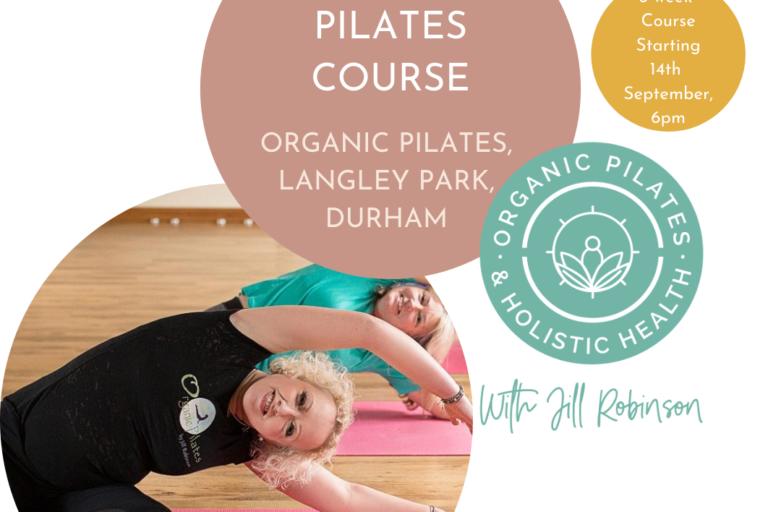 Beginner Pilates Course